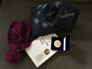 Megan_noosa story_book and knit