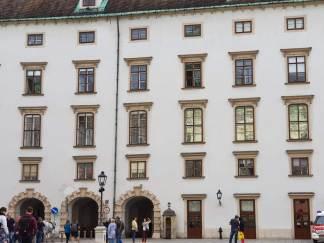 Hoffburg Palace, Vienna